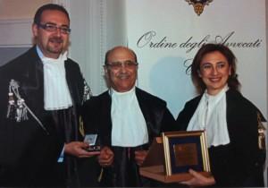 Toga d'Oro Avv. Antonio di Giovanni